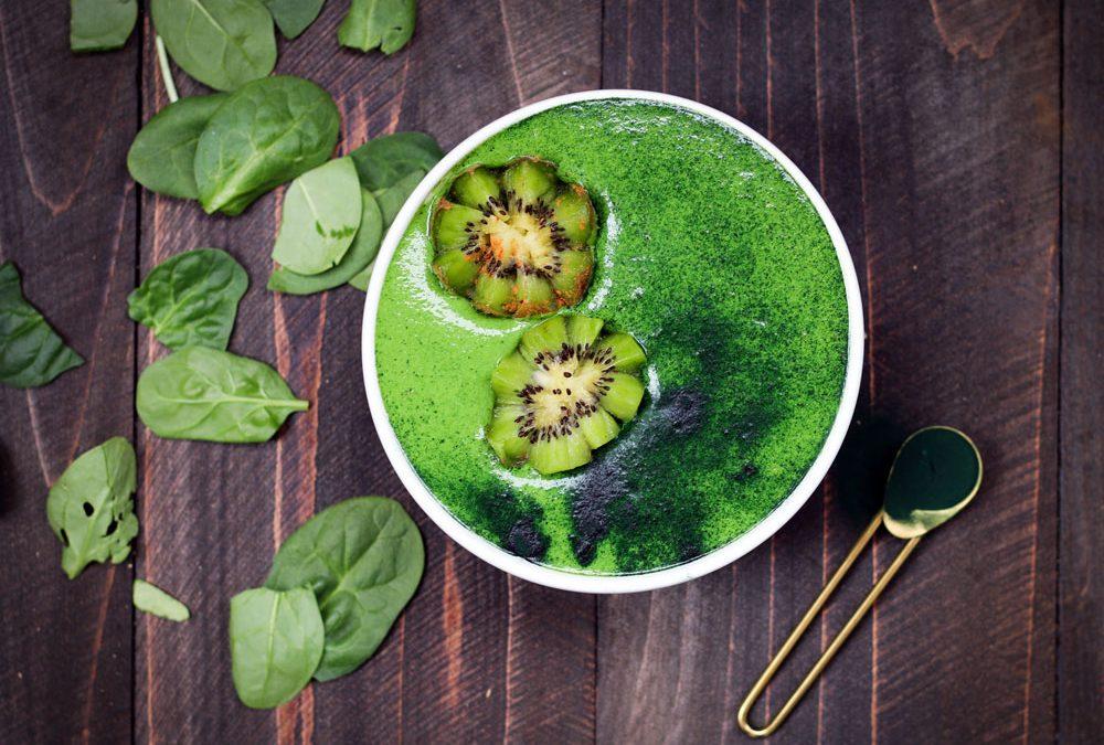 Spirulina Blue-Green Algae